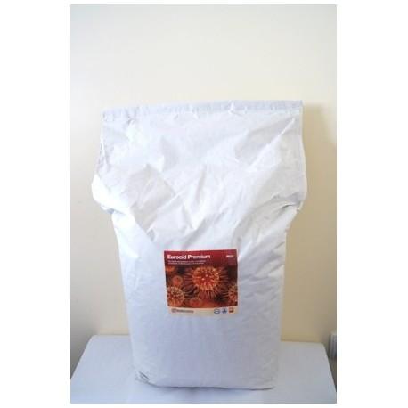 Paczka z zakwaszczem sypkim Eurocid Premium Pigs 25 kg