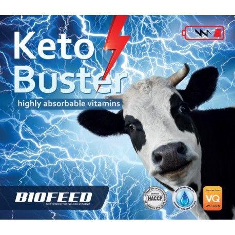 Etykieta produktu Keto Buster 5l