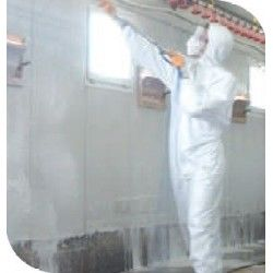 Dezynfekcja środkiem Zall Perax II 22 kg