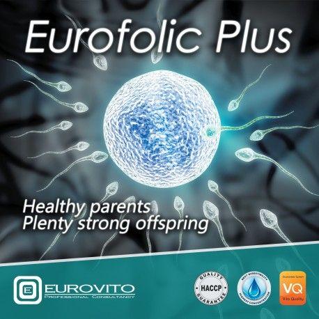 Etykieta Eurofolic Plus 1l
