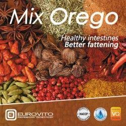 Etykieta Mix Orego