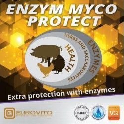 Etykieta Enzymu Myco Protect 25 kg
