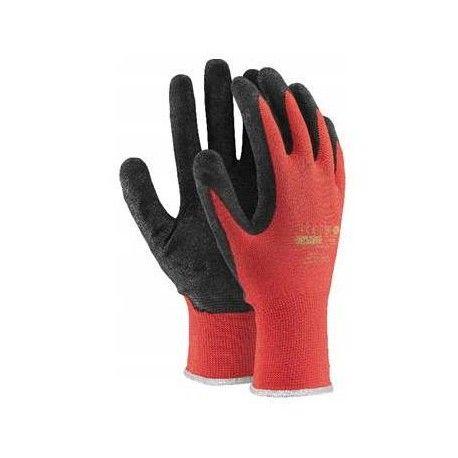 Rękawice robocze LATEX rozmiar 8