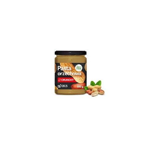 Pasta orzechowa Crunchy 500g