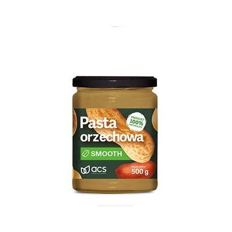 Pasta orzechowa Smooth 500g