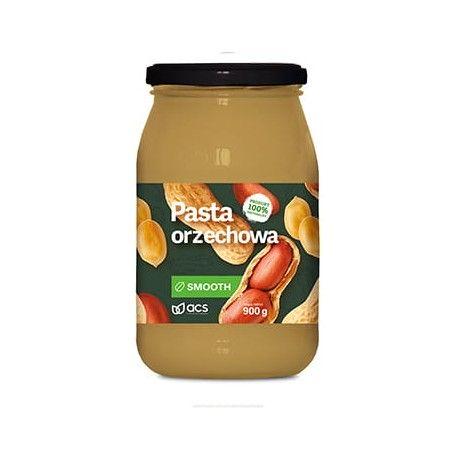 Pasta orzechowa Smooth 900g