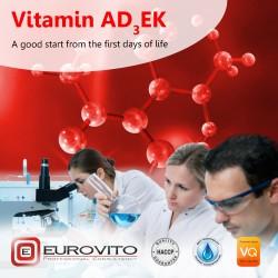 Vitamin AD3EK 1 l