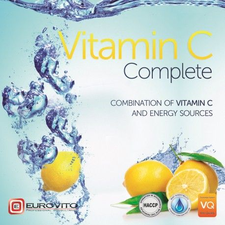 Etykieta Vitamin C Complete 5 l